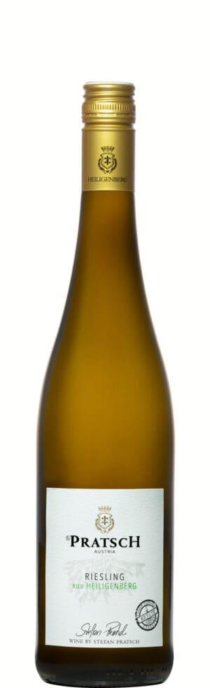 Weinflasche Weißwein Riesling - by S. Pratsch