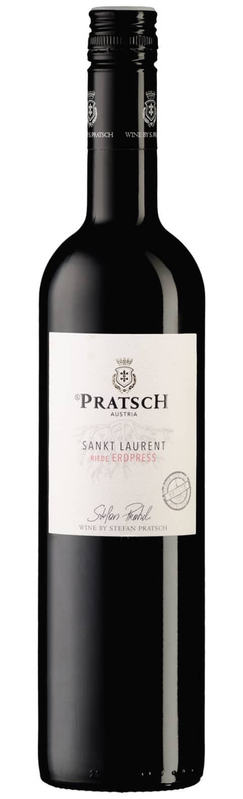 Weinflasche Rotwein Sankt Laurent - by S. Pratsch