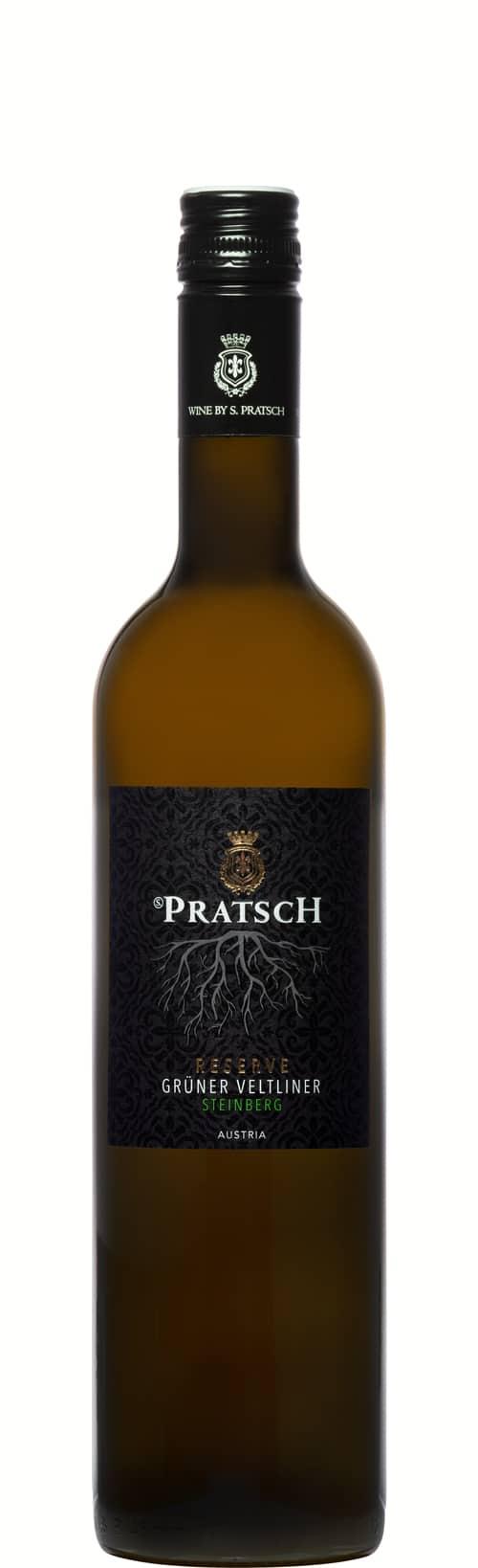 Weinflasche Weißwein Grüner Veltliner - by S. Pratsch