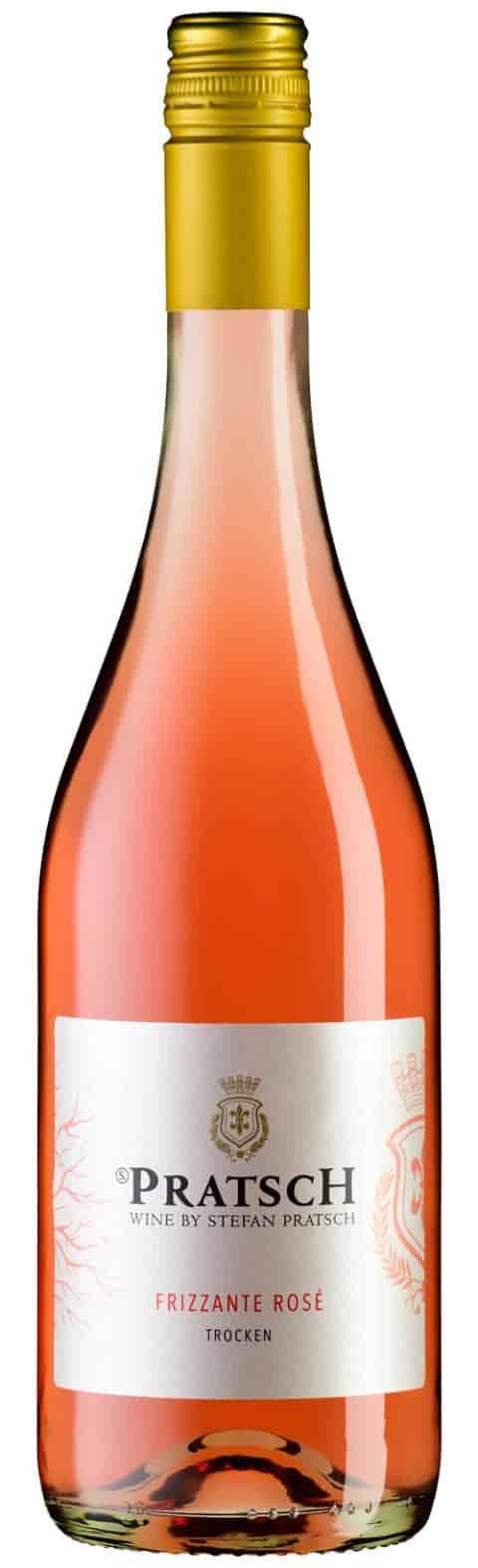 Frizzante Rosé trocken WINE BY S.PRATSCH - Weingut Pratsch