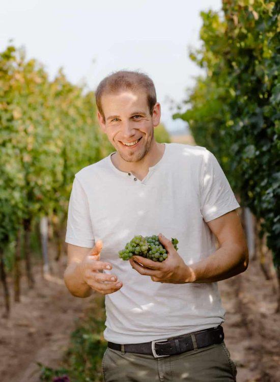 Stefan-Pratsch-Weintrauben-Weingarten-Bio